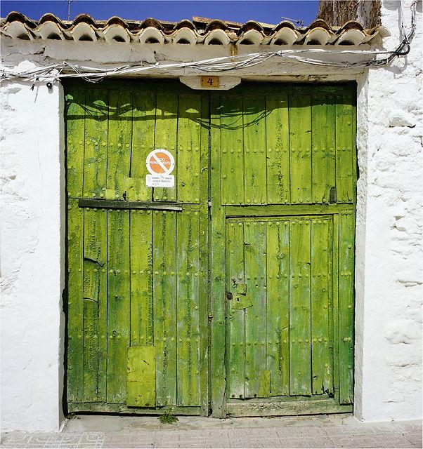 La Mancha ~ das grüne Tor