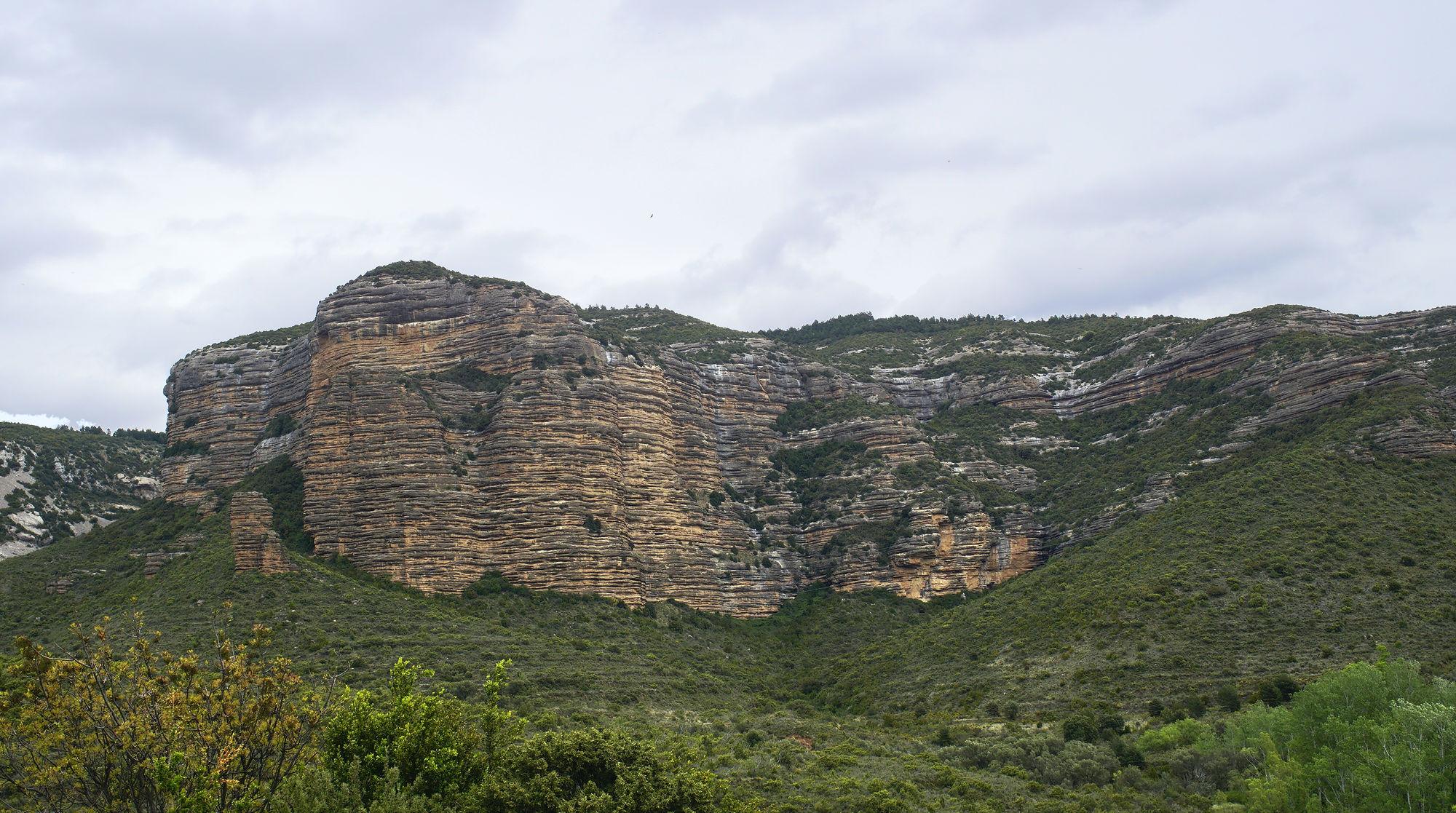 * Sierra de Guara ~ eindrucksvolle Felswände und Canyons *