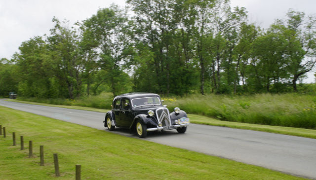 Citroën CV15 Traction Avant