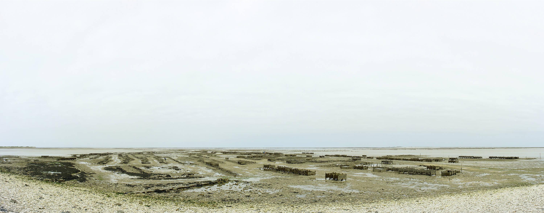 * Austernzucht an der Baie de Aiguillon *