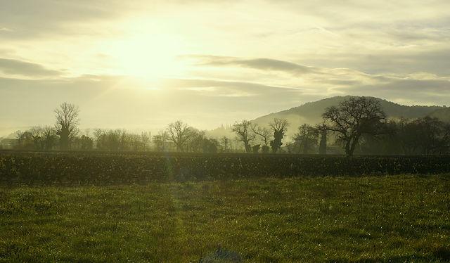 Morgenstund im Midi