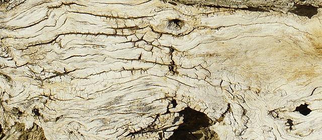 Erosion ~ Flug über karge Landschaften II