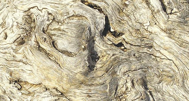 Erosion ~ Flug über karge Landschaften I