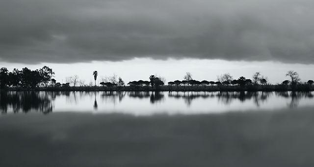 blue hour to grey ~ Illa de Buda