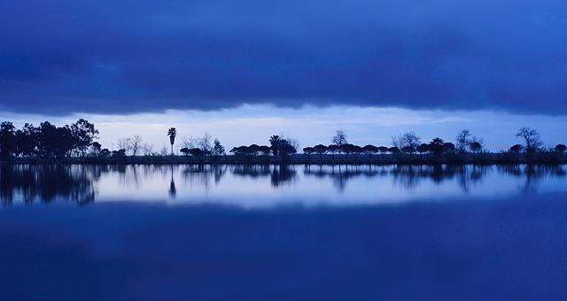 * blue hour ~ Illa de Buda *