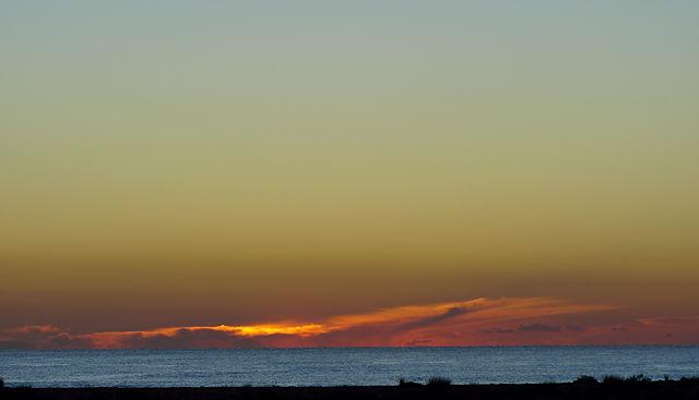Noch ist es nicht soweit ~ vor Sonnenaufgang