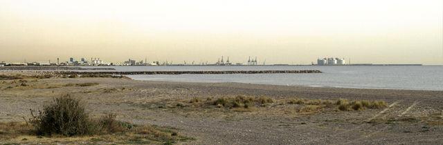 * Port de Sagunt, tagsüber *
