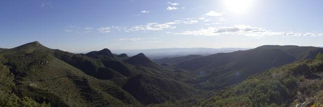 Serra Calderona ~ noch höher oben