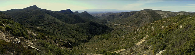 Valle Bonito ~ Suchbild