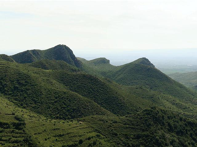 Montañas am Valle Bonito