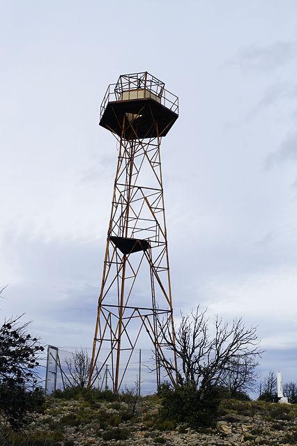 Turm der Feuerwache