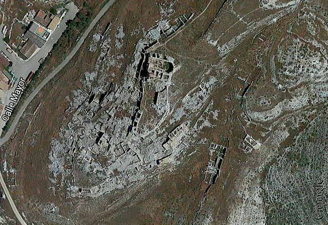 Rodén ~ Luftbild Dank Google Maps
