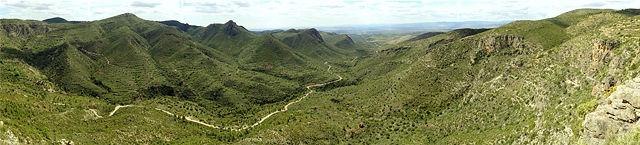 * Valle Bonito ~ Panorama *