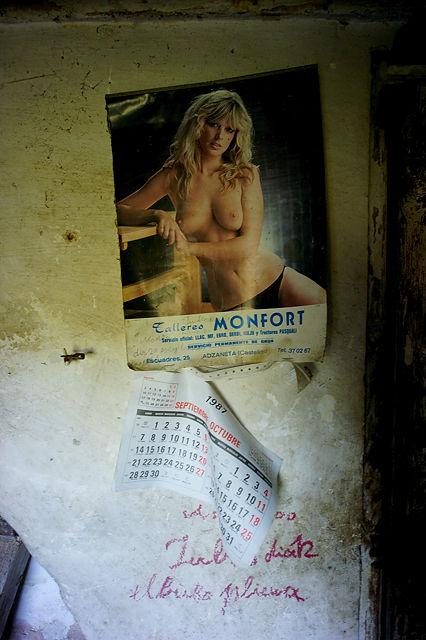 der eine Traum . . . Kalenderblatt von '87
