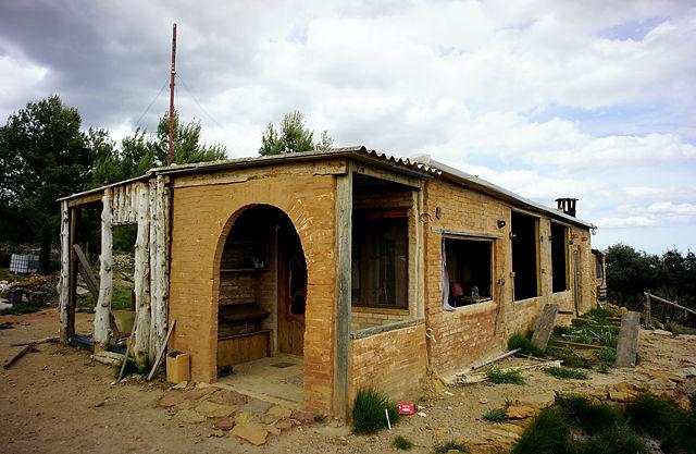 Tribecamp ~ Gemeinschaftshaus