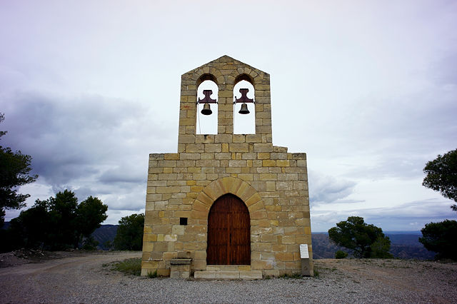 Eremita de Santa Maria Magdalena de Berrús