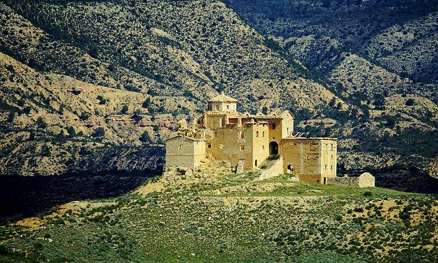 Ermita Magdalena ~ 500mm Spiegeltele