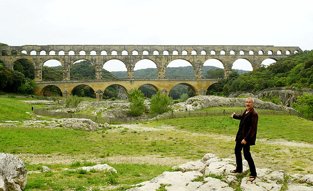 Mesdames et Messieurs ~ je vous présente Le Pont du Gard