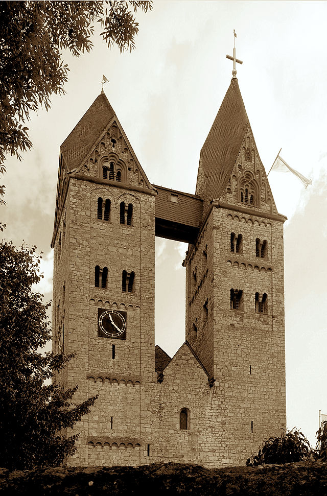 Basilika Sankt Lubentius über der Lahn, Dietkirchen