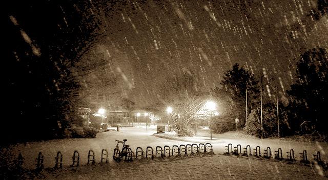 Nacht & Schnee