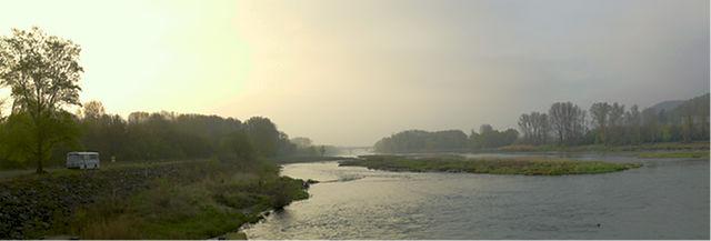Morgenbild II