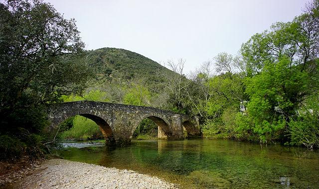 Pont du Vareilles ~ Suchbild mit Magirus