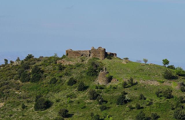 Château et fort de Belpuig