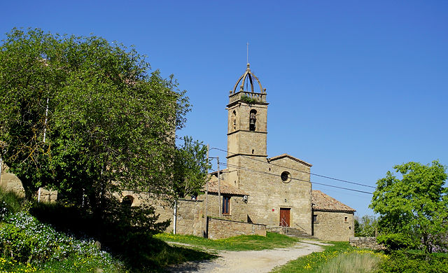 Sant Andreu de Linya