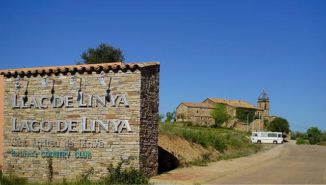 Sant Andreu de Linya ~ Country Club von Barcelona . . .