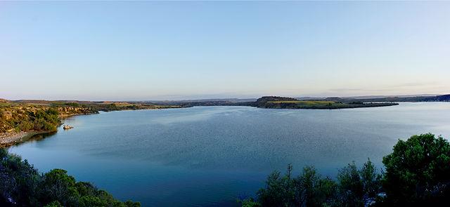 * Mar de Aragón ~ Morgenbild I *