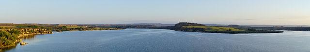 Mar de Aragón ~ Morgenbild II