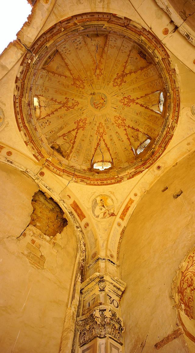 Ermita Magdalena ~ Detail ~ 1730