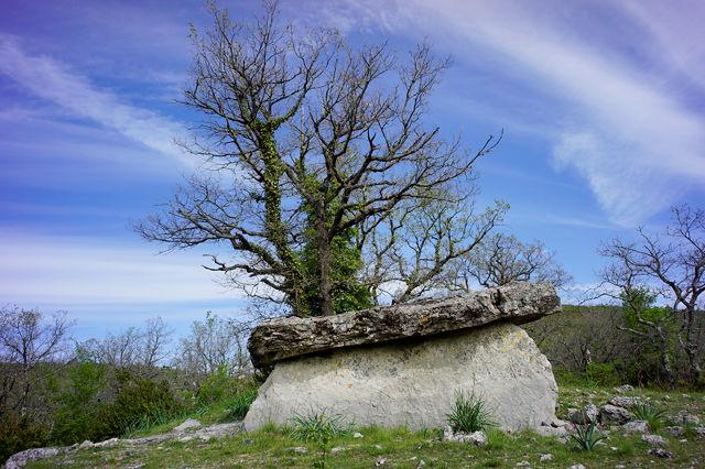 Grand Dolmen de Ferrussac
