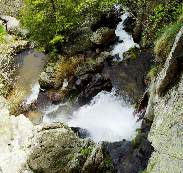Cascades d'Orgon ~ Blick von oben ~ uninteressant?
