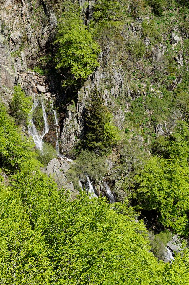 Cascades d'Orgon ~ der untere Teil