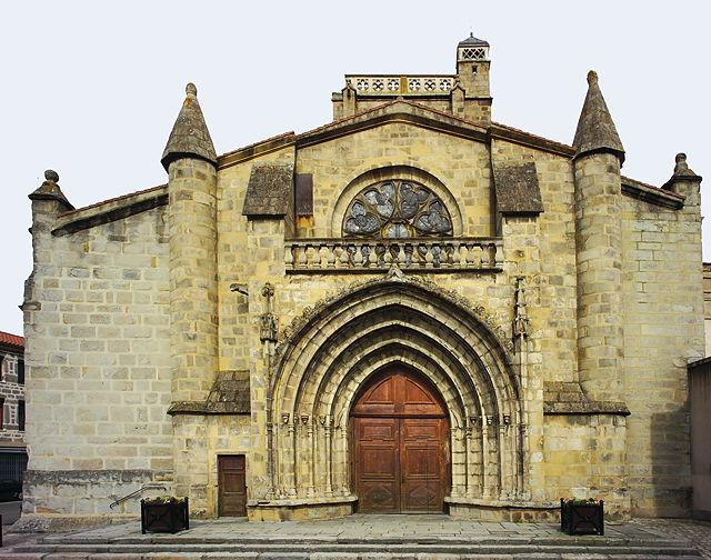 Sury Le Comptal ~ L'église Saint-André