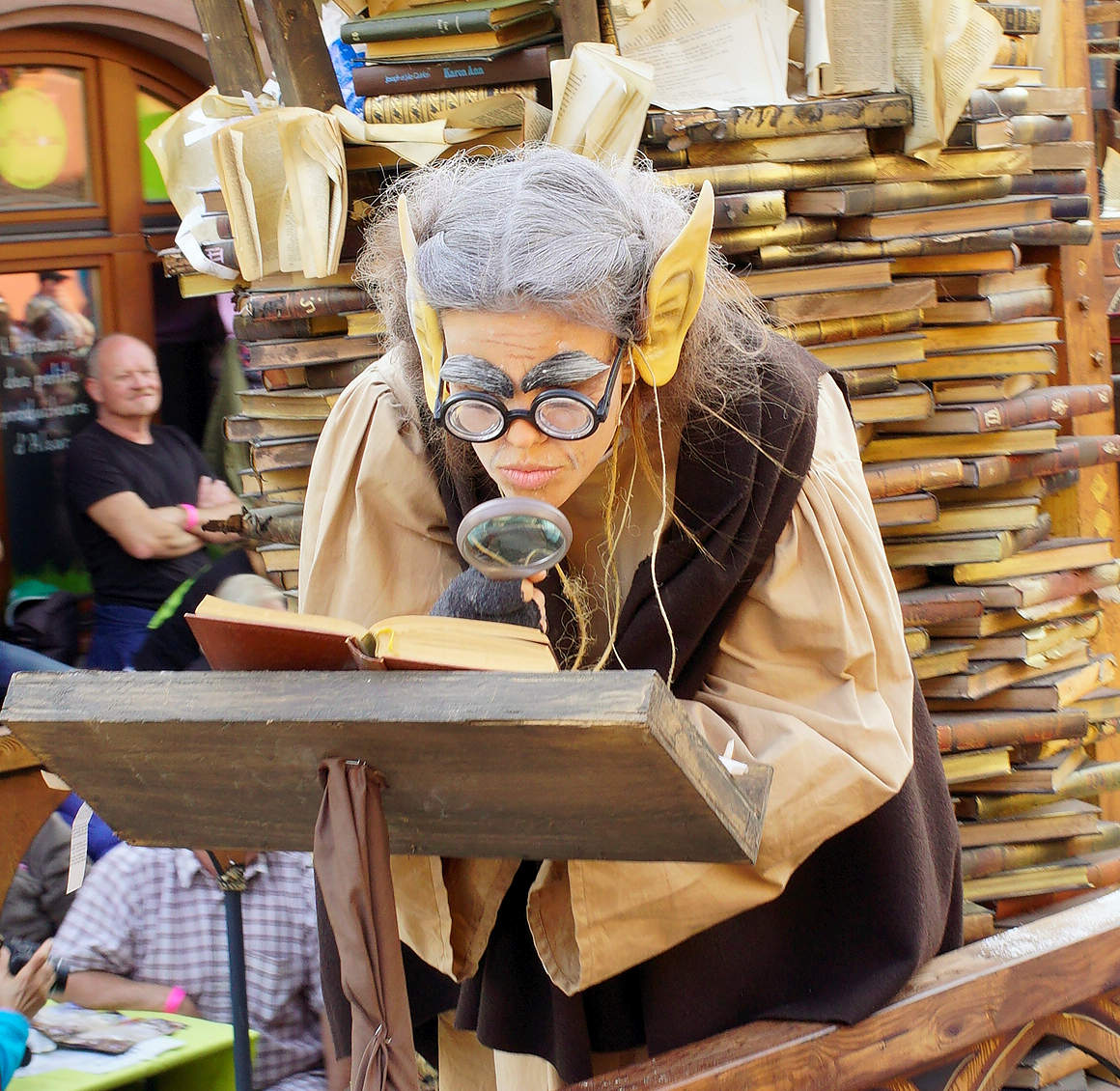 Bibliothéque aux Grimoires ~ der Bibliothek der Zaubersprüche
