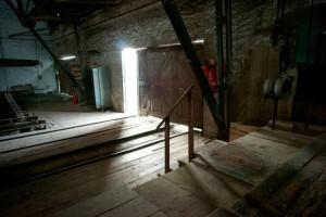 Zeppelinhalle ~ available light