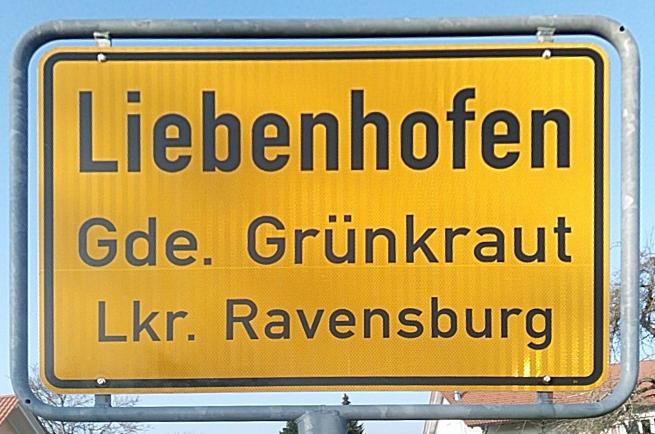 Ortsnamen