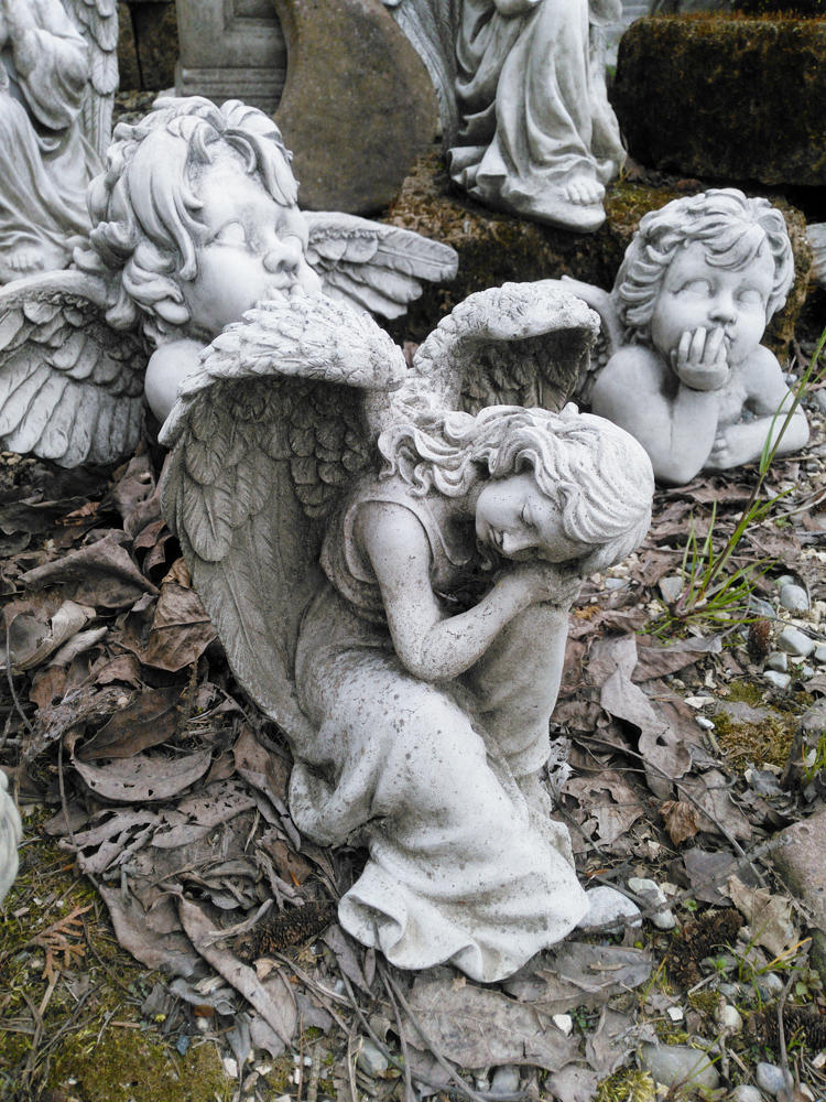 Engel, Putten . . .