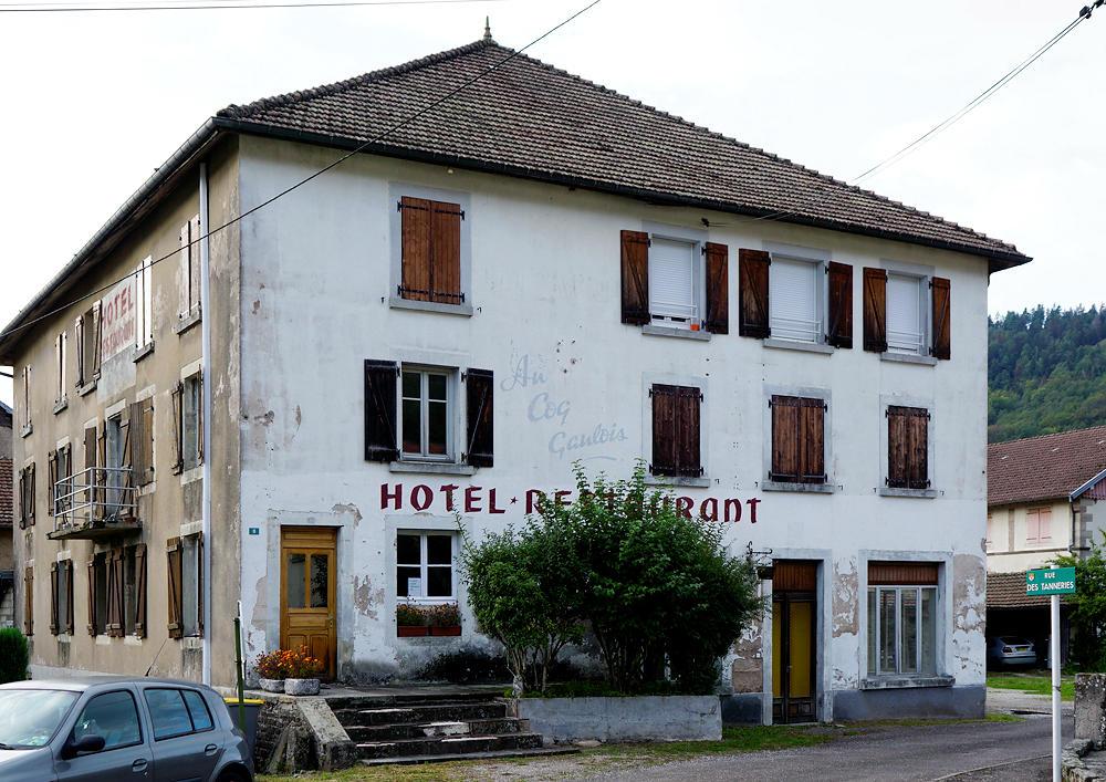 Hotel Restaurant der gallische Hahn ~ möbliert zu vermieten