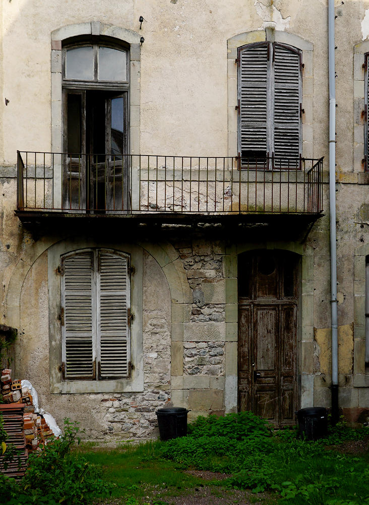 Faucogney-et-la.mer ~ leeres Haus