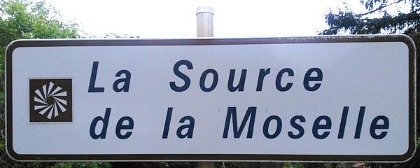 Jetzt geht's los ~ die Quelle der Mosel in den Vogesen