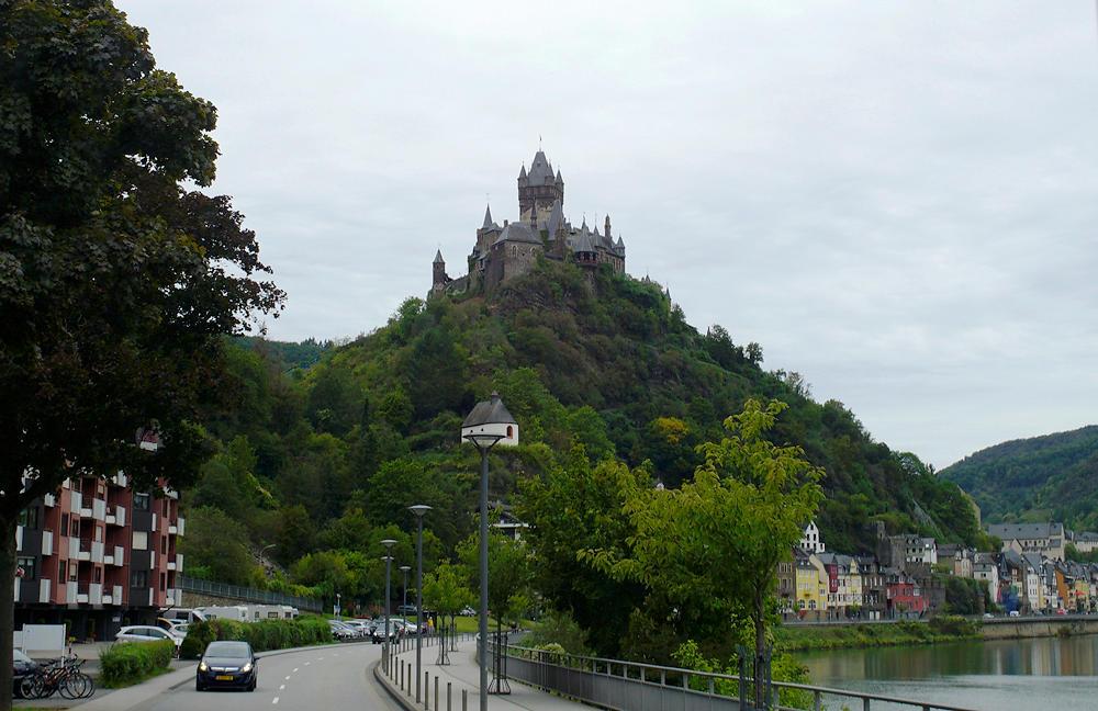 Cochem und Burg