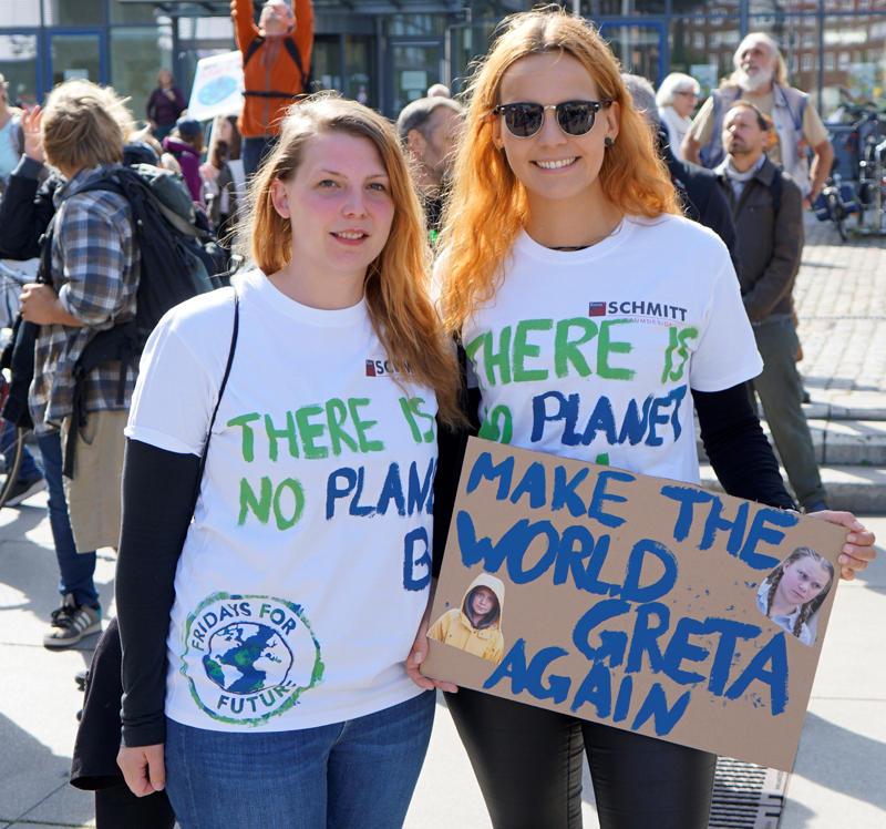 make the world Greta again!