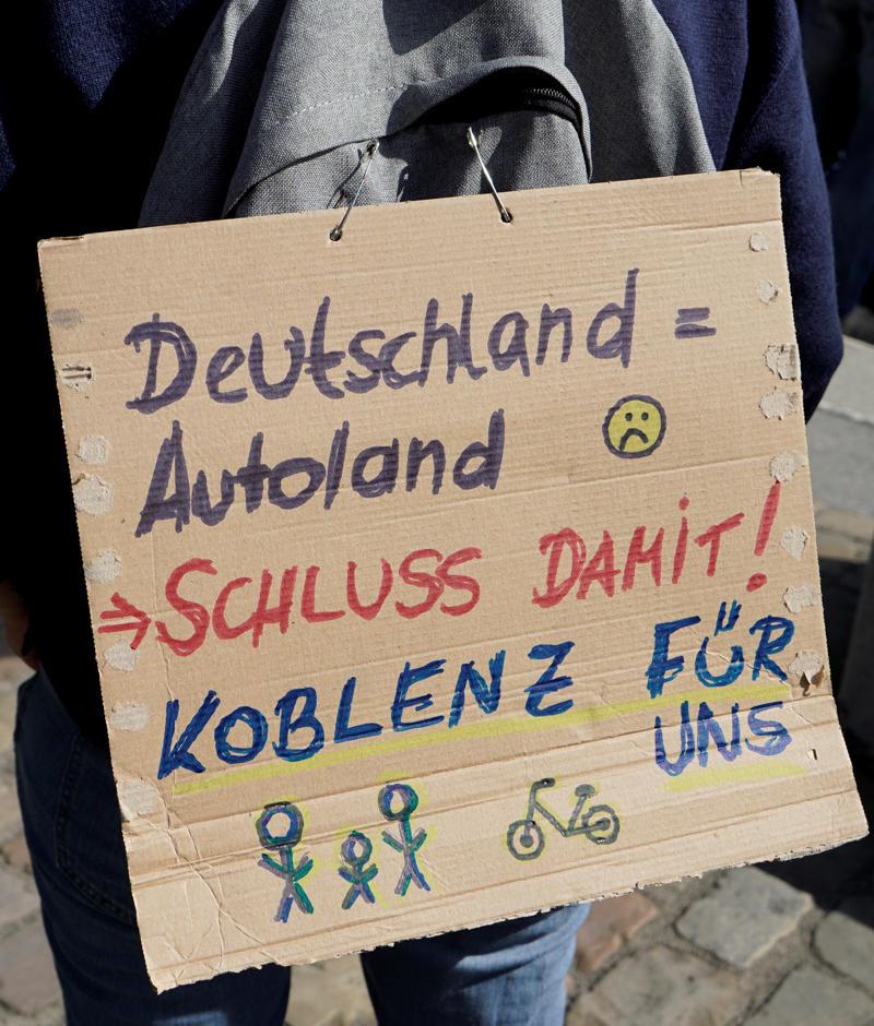 Deutschland Autoland ~ Schluß damit!