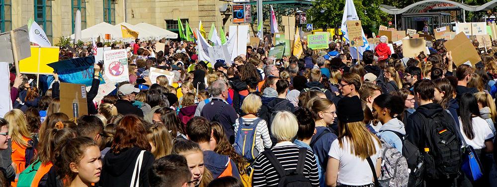 FridaysForFuture ~ 20.September in Koblenz