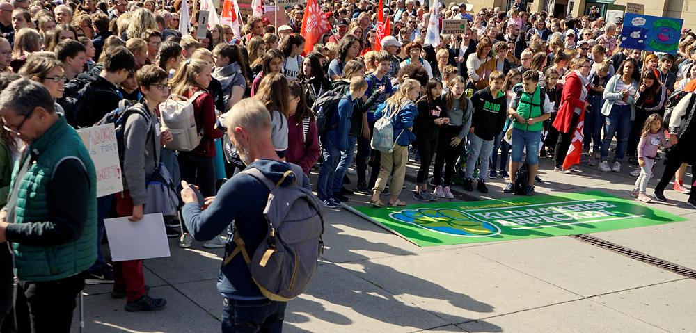 FridaysForFuture ~ 20.September in Koblenz