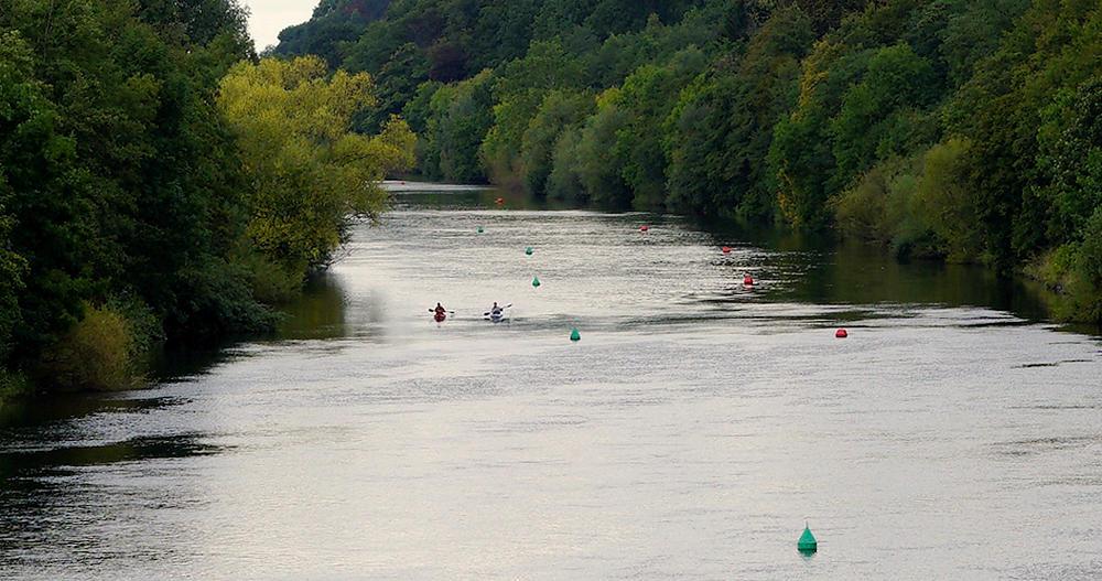 Ruhr ~ Fluß und Grün