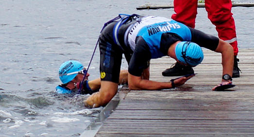 SwimRun ~ raus aus dem Wasser